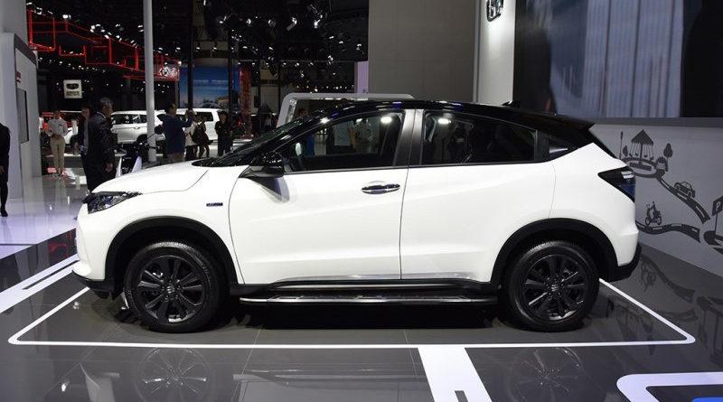 Кроссовер Honda HR-V получил электрическую версию под названием Everus VE-1
