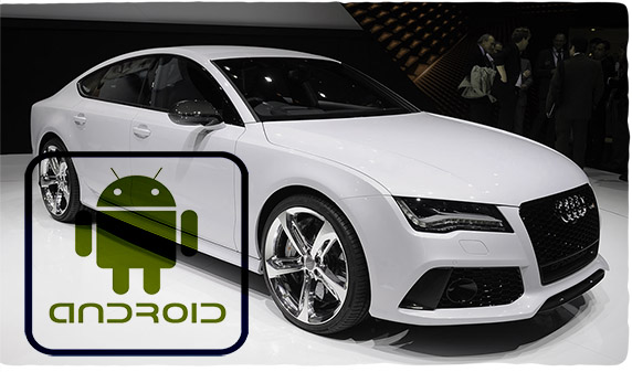 Audi, как и Nissan, переходит на Android