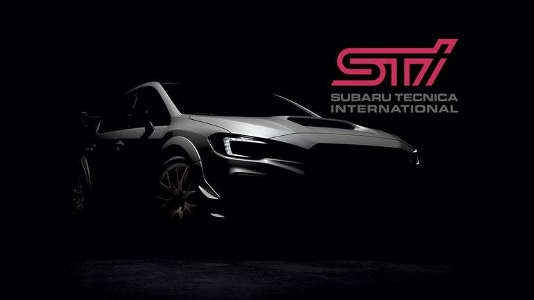 Лимитированный Subaru WRX STI S209