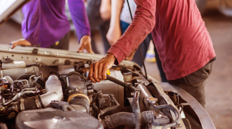 Выбор сервиса для ремонта автомобиля