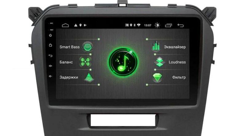 Преимущества штатных автомагнитол Suzuki в 2021 году
