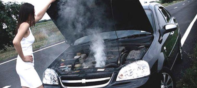 Перегрев двигателя приводит к серьезному ремонту